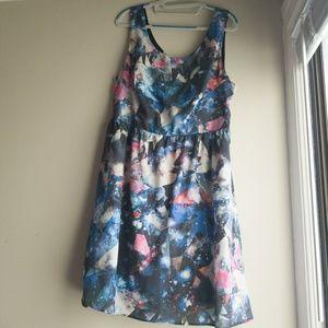 Women Plus Size Galaxy Dress on Poshmark